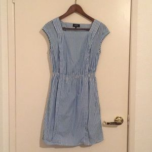 A.P.C. Striped Dress
